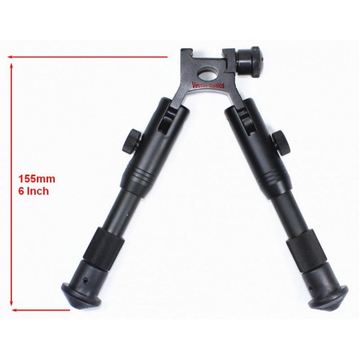 Universal Pistol Bipod 6-6.5''