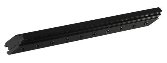 Dovetail Riser Rail