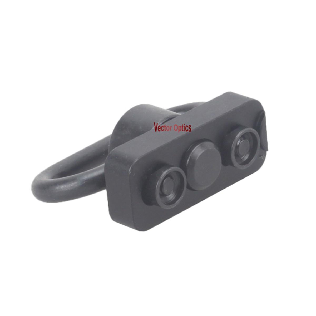 Sling Swivel Loop Push Button