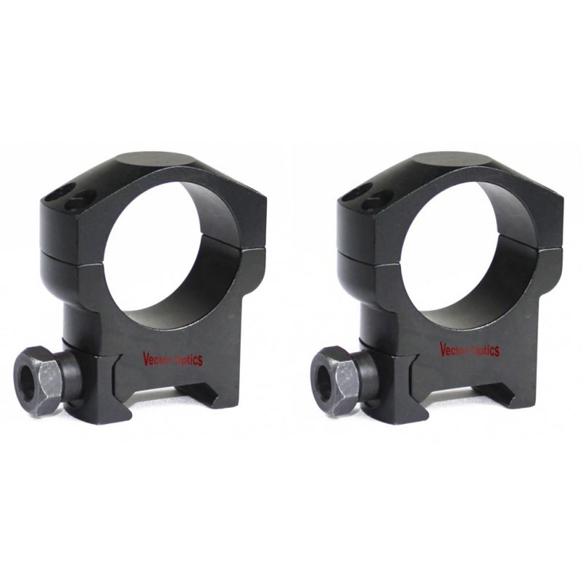 Tactical 30mm Medium Mark Weaver Mount Ring