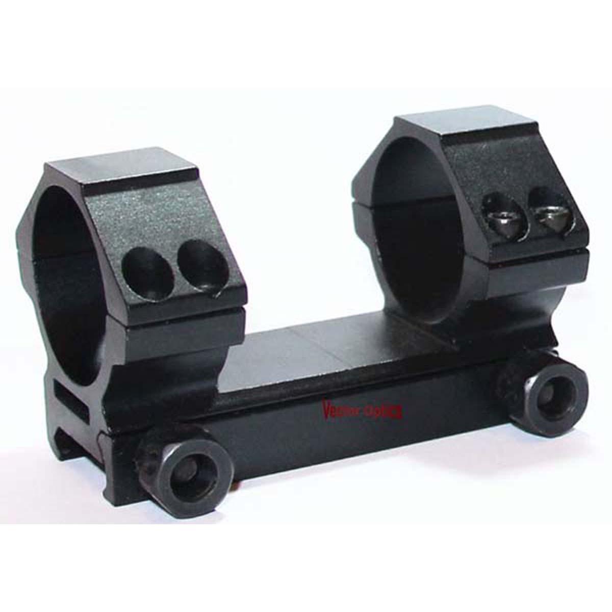 30mm OnePiece Short Weaver Mount