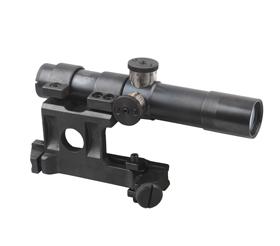 Mosin-Nagant 4x20 Steel