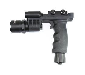 Cobra Flashlight w/ Green Laser