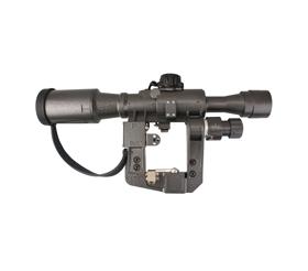 SVD Dragunov 6x36FFP Riflescope