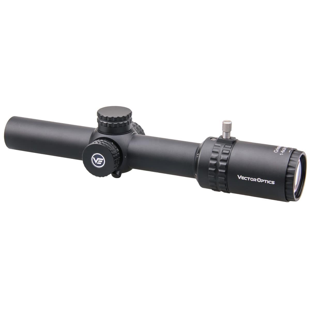 Grimlock 1-6x24SFP GenII Riflescope