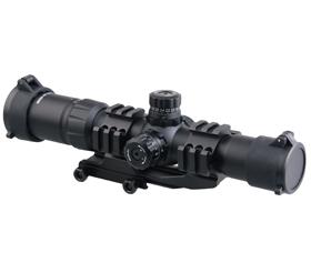 Zealot 3-12x42SFP E Riflescope