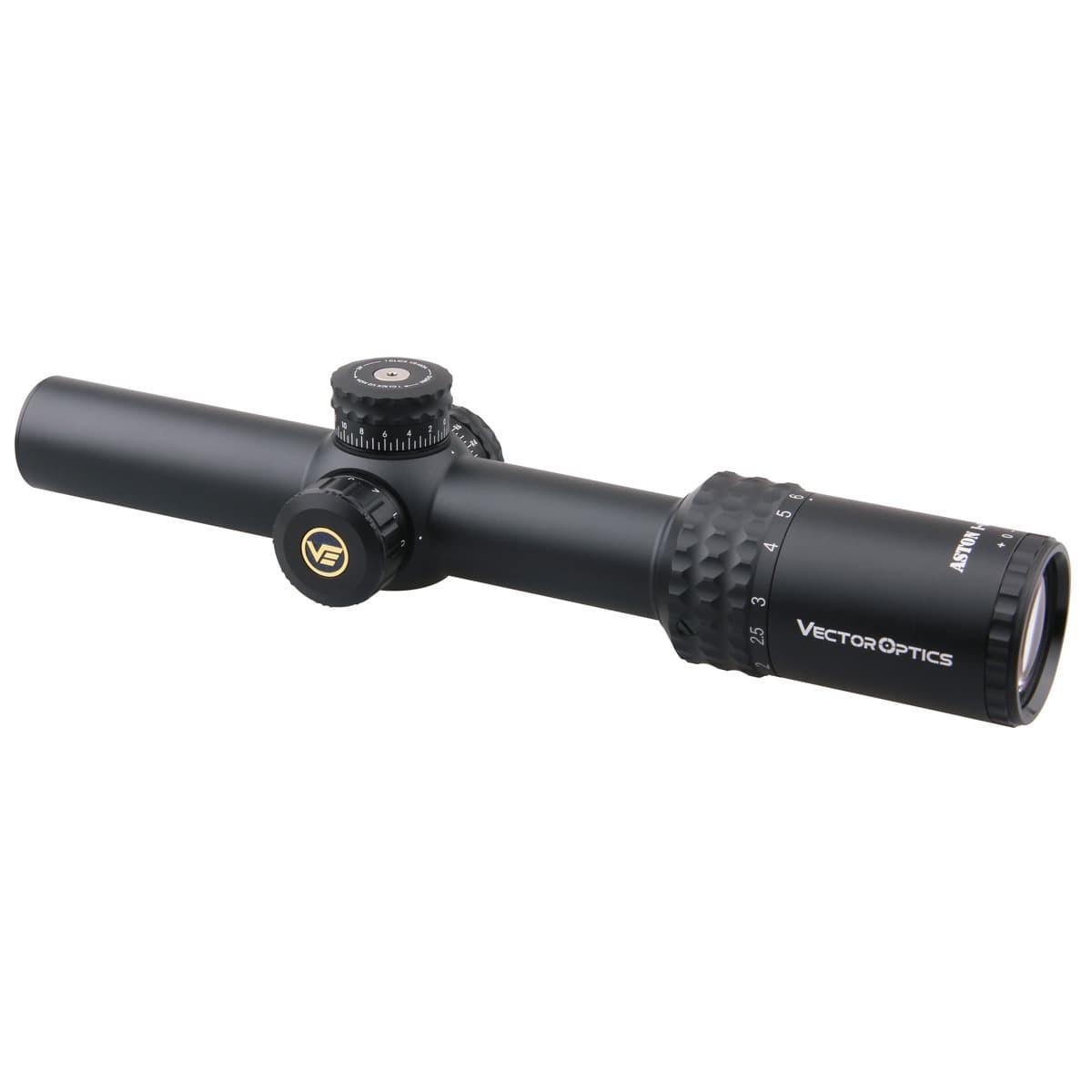 Aston 1-6x24SFP Riflescope