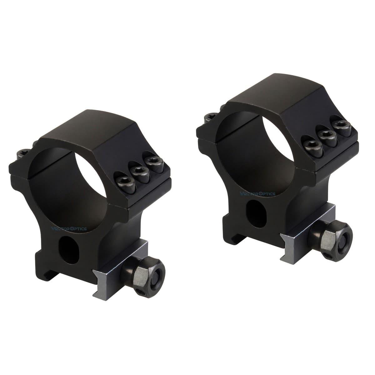 Paragon 4-20x50SFP Riflescope