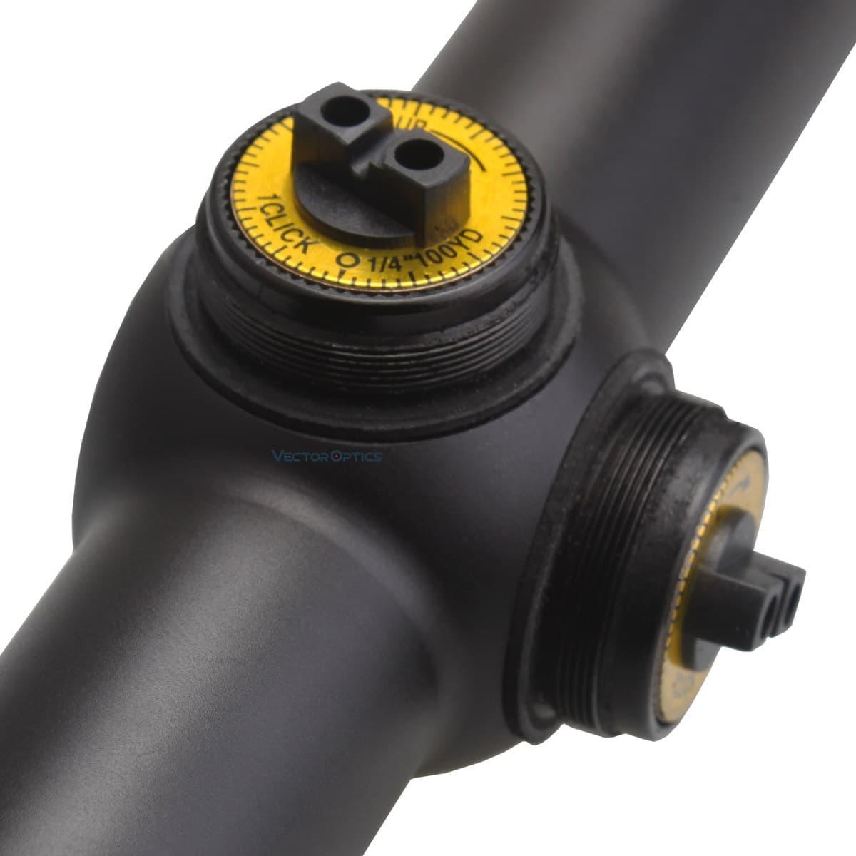 Outback 3-12x40SFP Riflescope