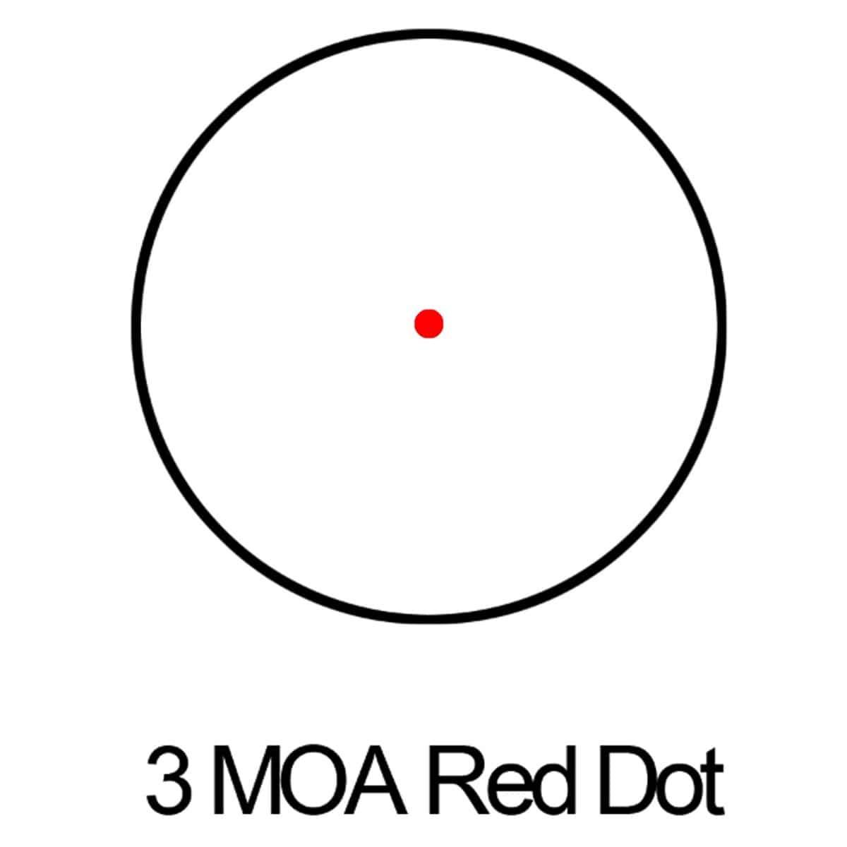 Maverick 1x22 Red Dot Sight