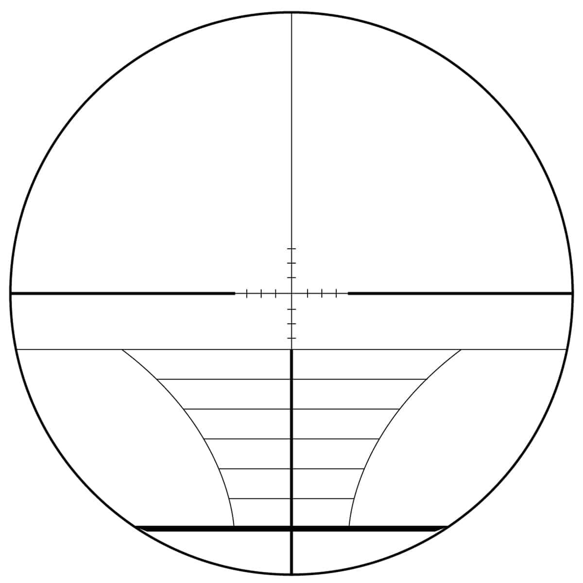 SL 10-40x50AOE Acom reticle