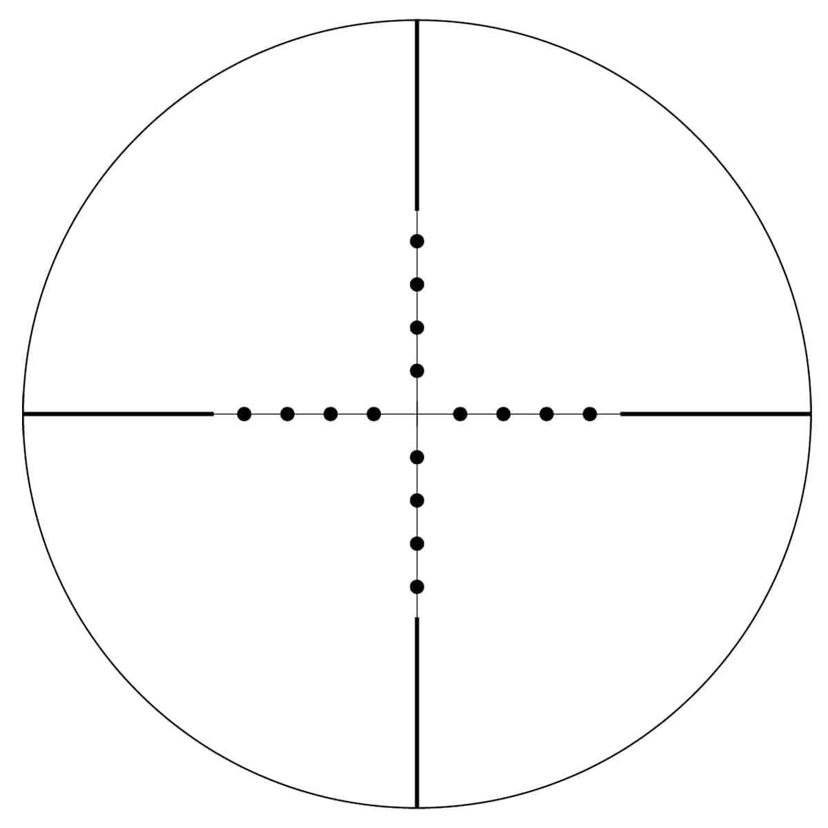 SL 1-4x24 Acom reticle