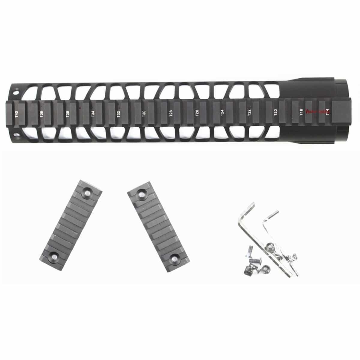 Key Mod Free Float 10'' Handguard Rail Mount