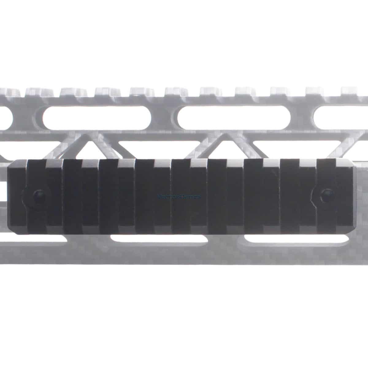 MLOK 4 Inch Handguard Spare Rail
