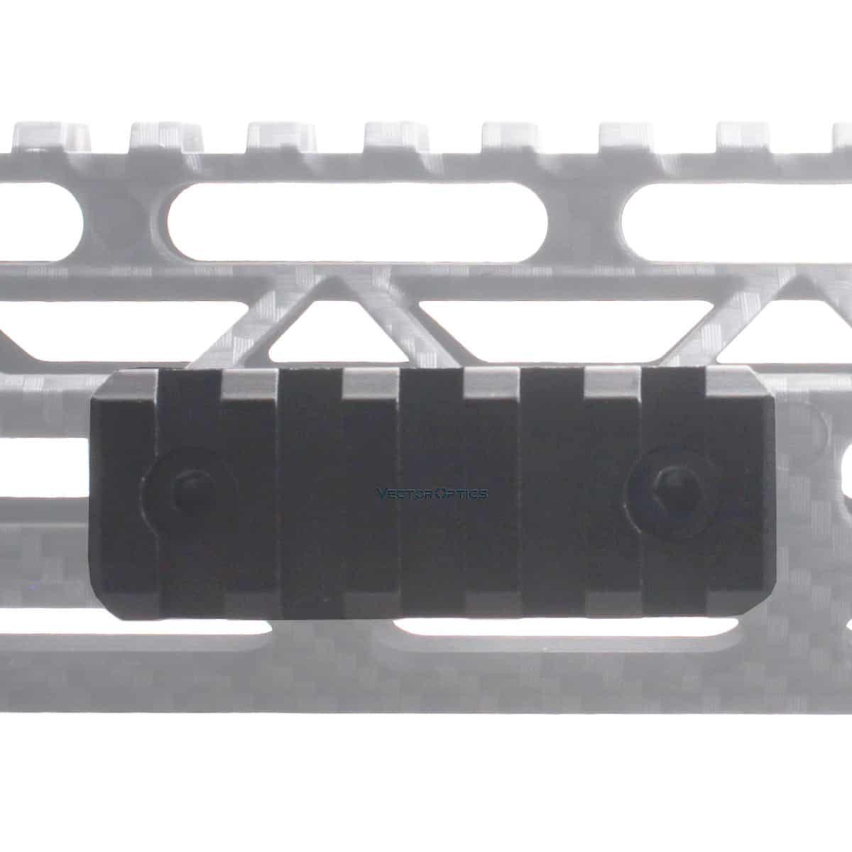 MLOK 2 Inch Handguard Spare Rail