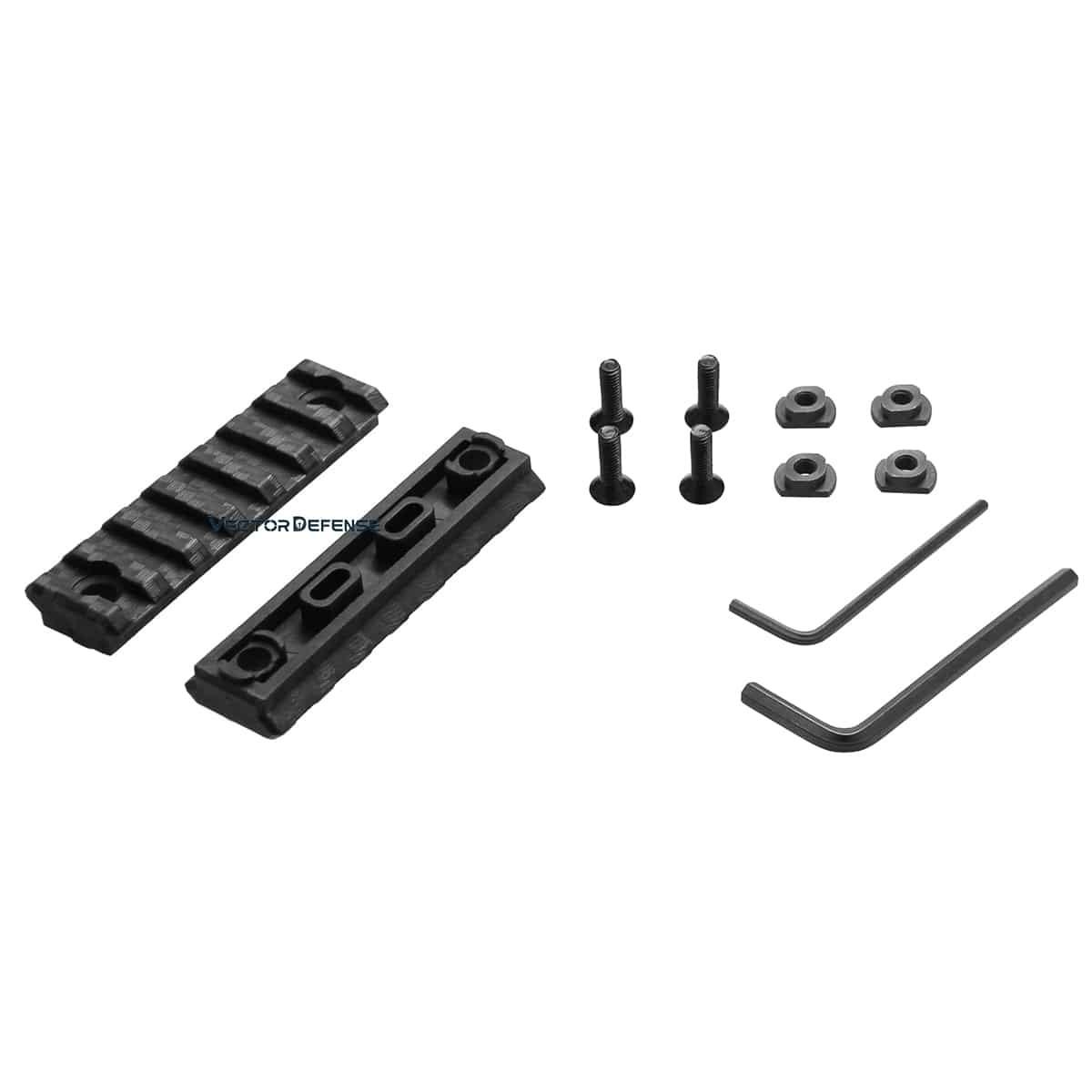 MLOK Carbon Fiber Polymer 15