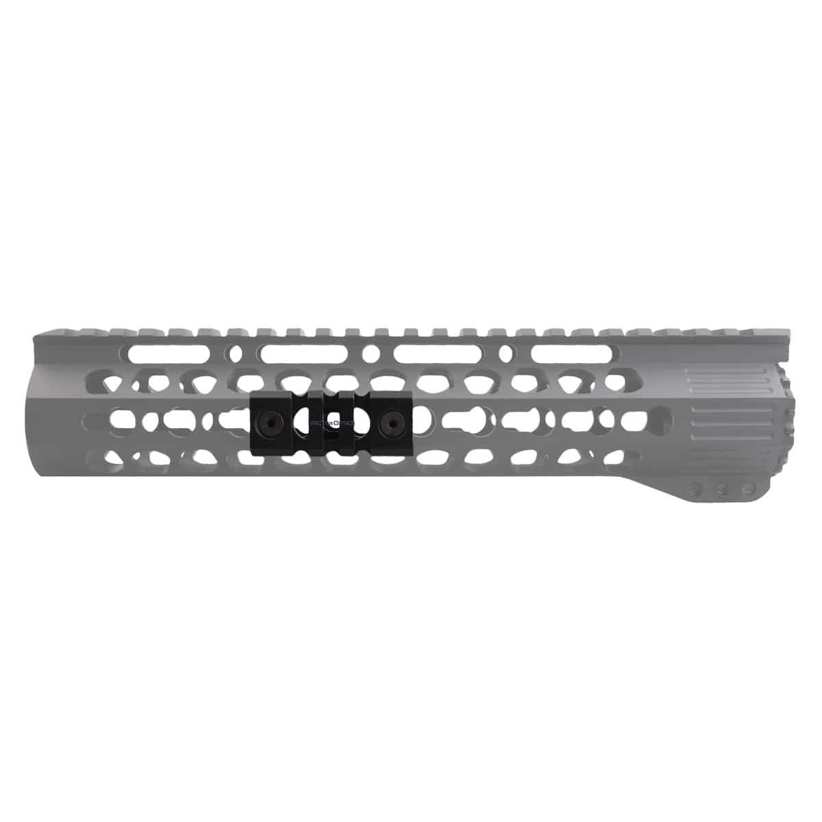 KeyMod 2 Inch Picatinny Rail Section