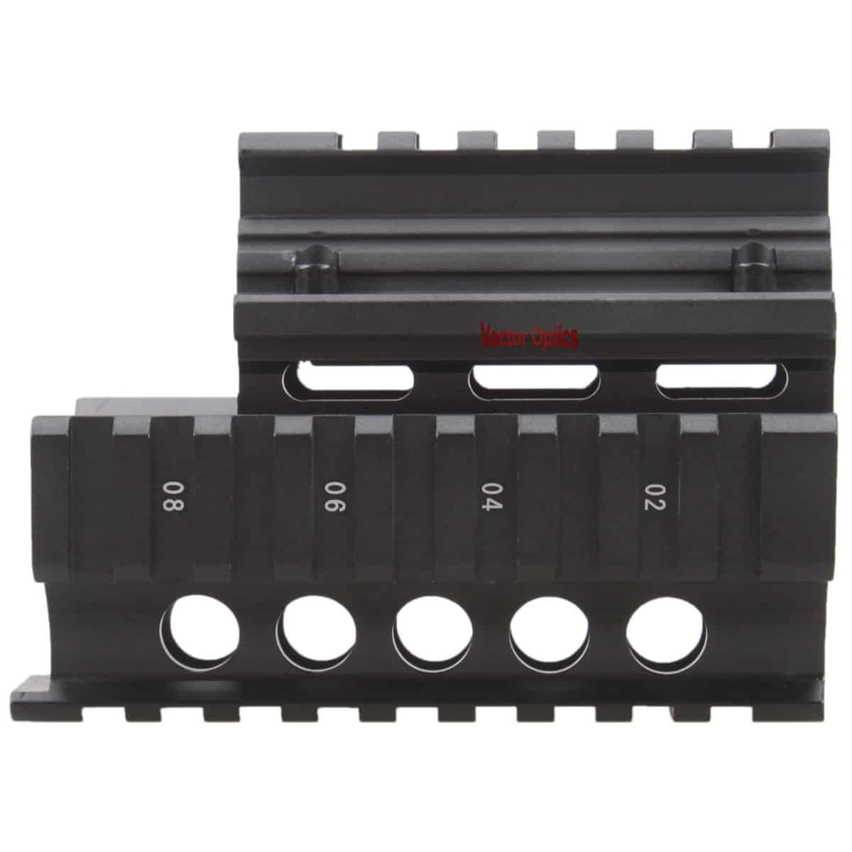 AK Compact Handguard Quad Rail System