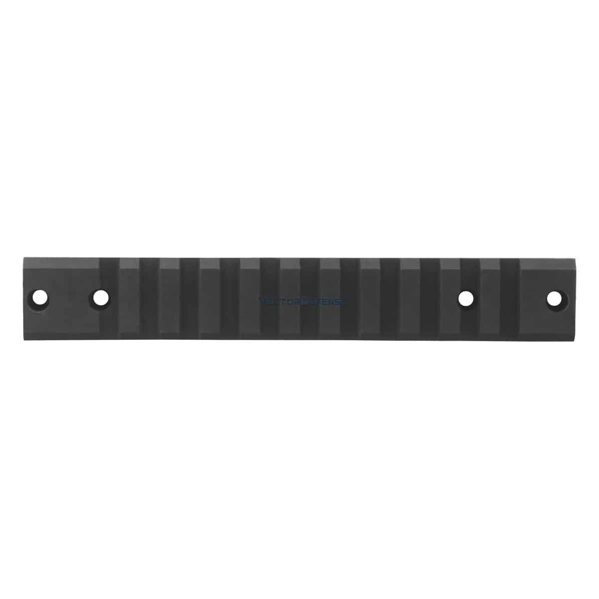 Remington 700 Short Tactical Steel Picatinny Rail