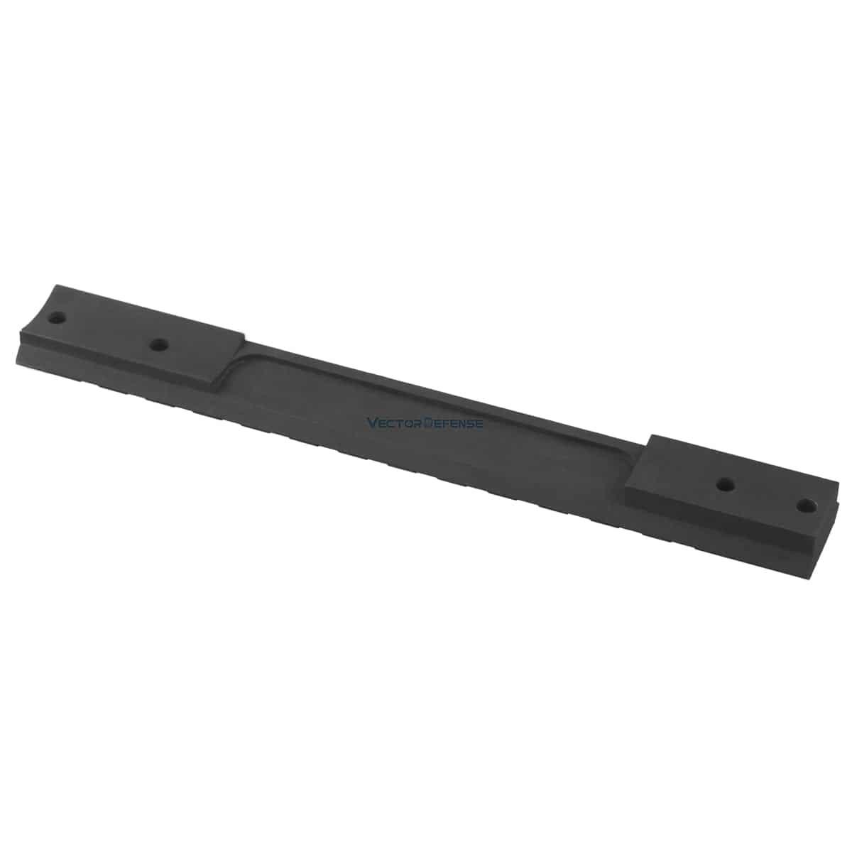 Remington 700 Long Tactical Steel Picatinny Rail