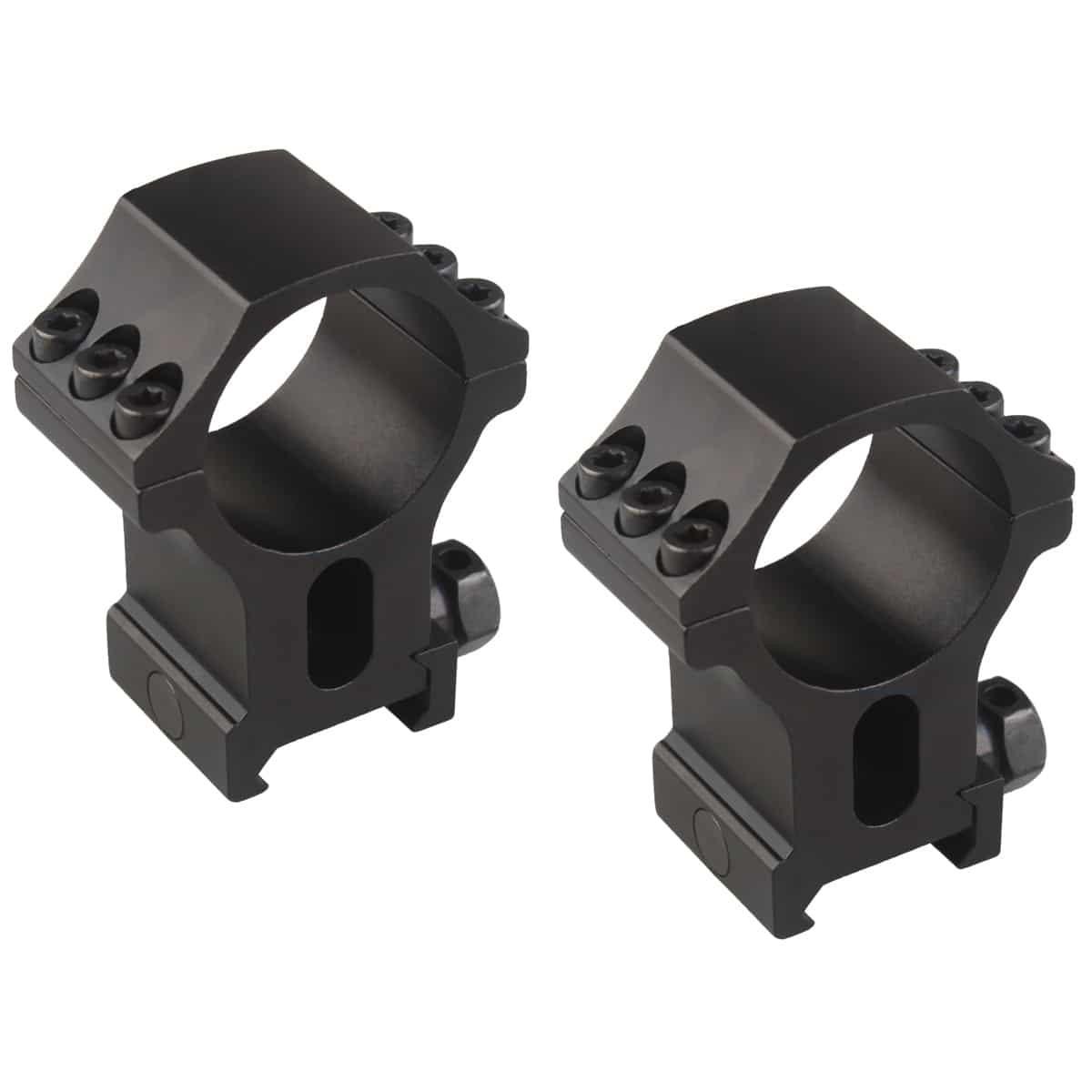 30mm X-ACCU Scope Ring High