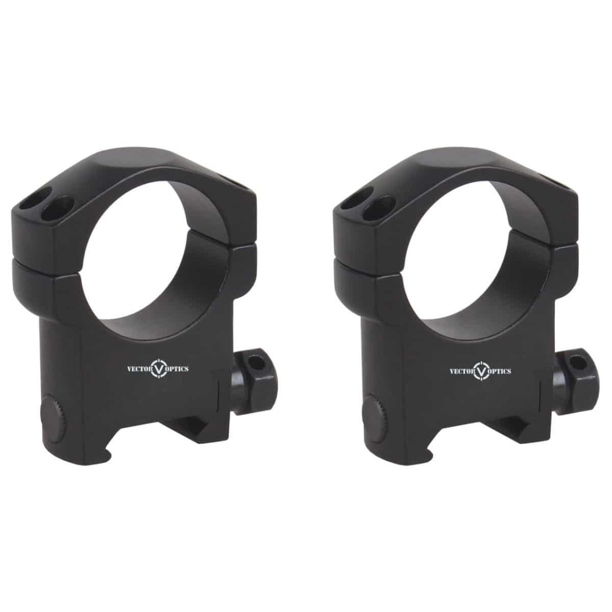 Tactical 30mm High Mark Weaver Mount Ring