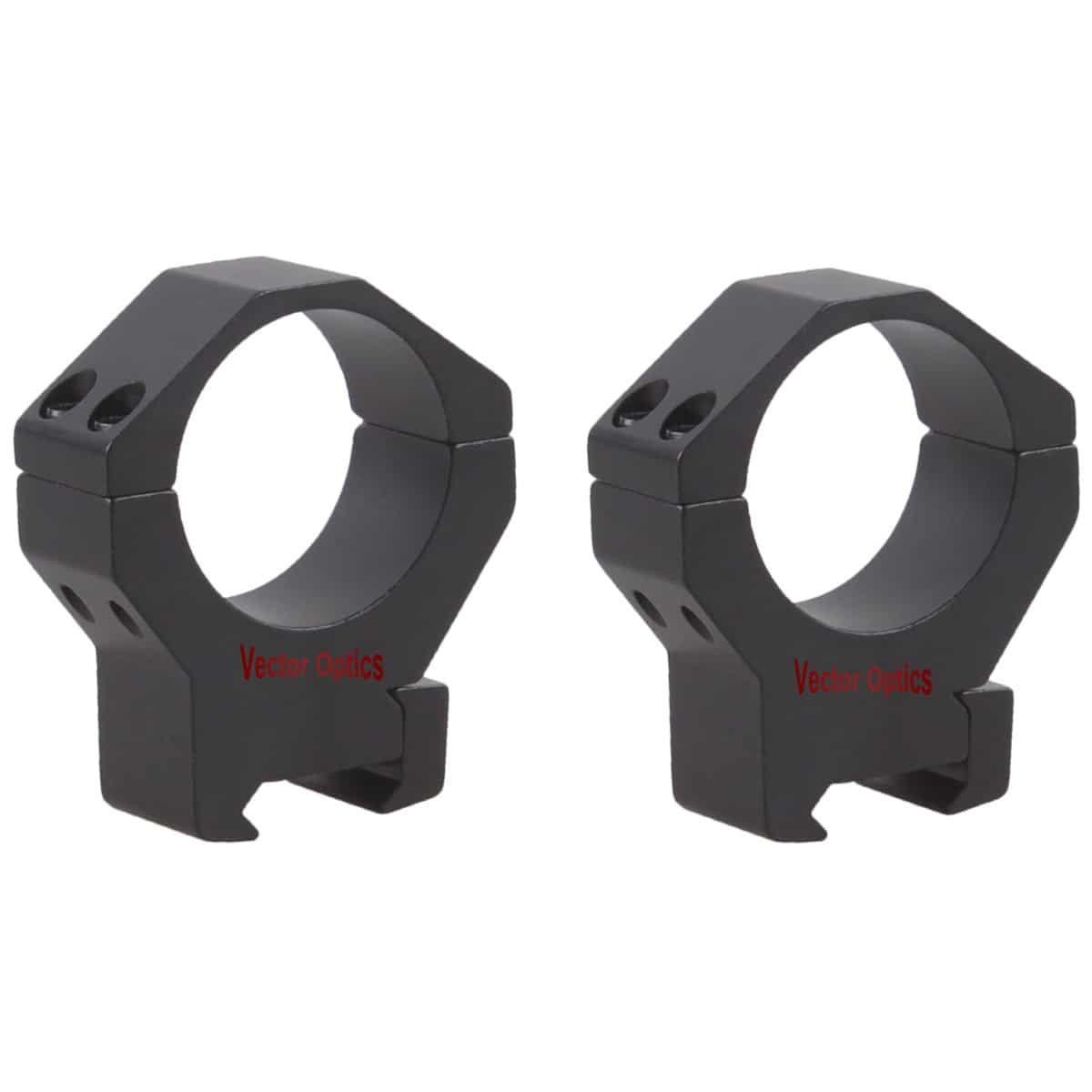 34mm Tactical Medium Picatinny Mount Rings