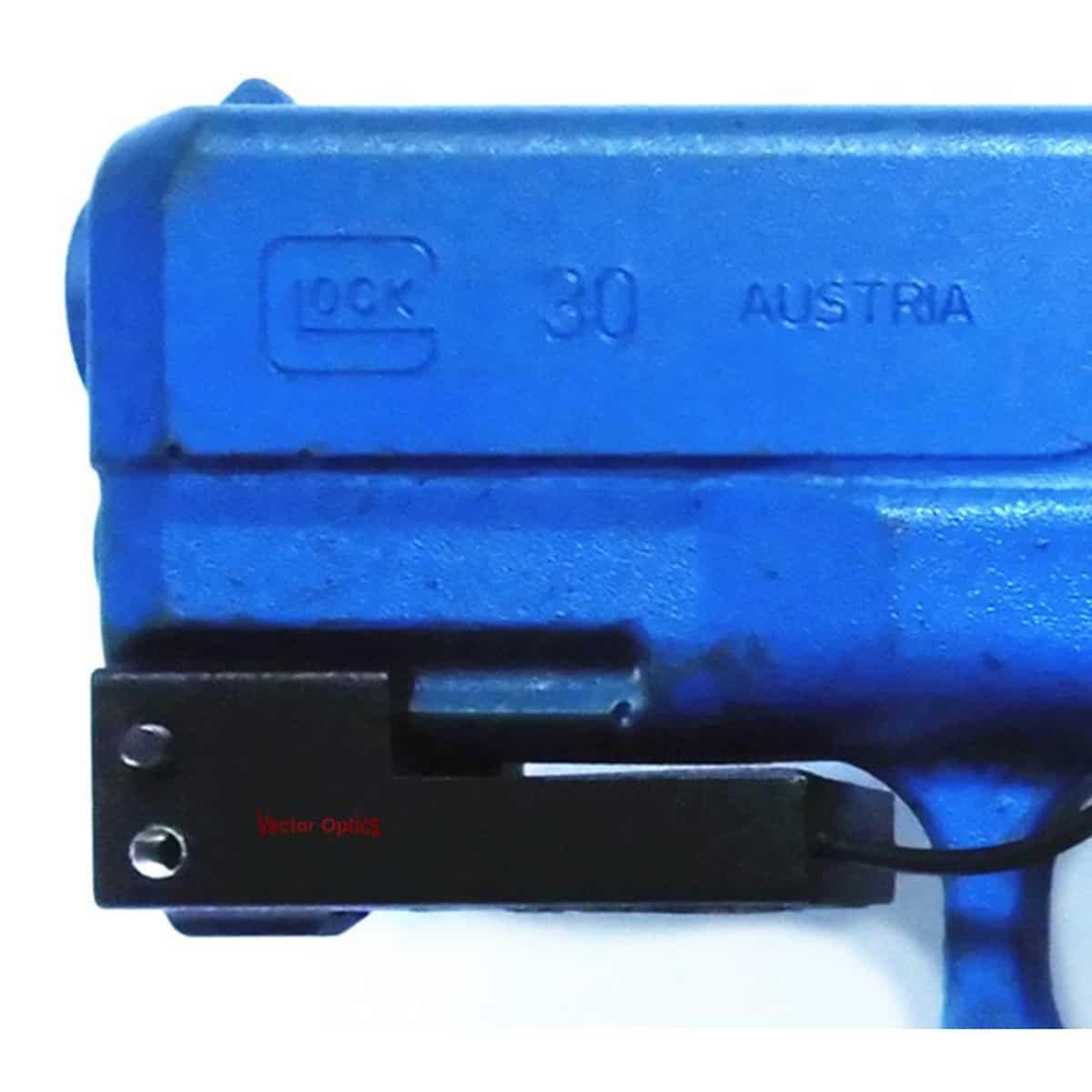 Inferno Pistol Super Thin Red Laser