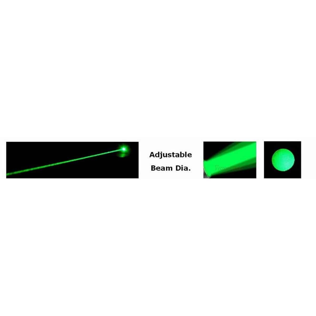 Magnus Green Laser Designator