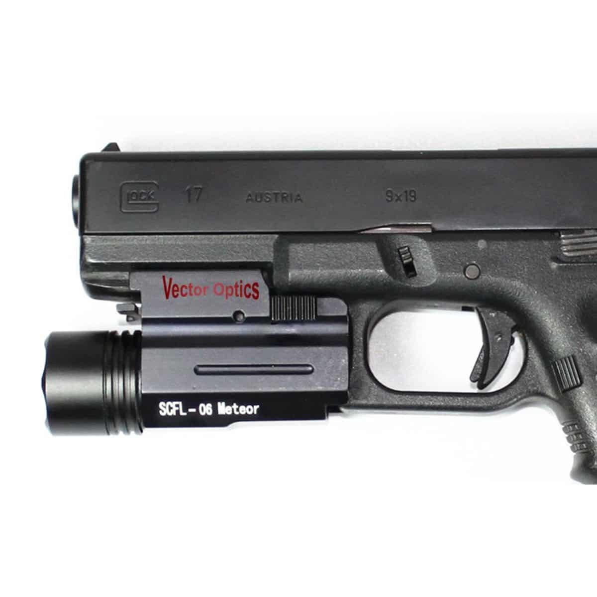 Meteor Pistol LED