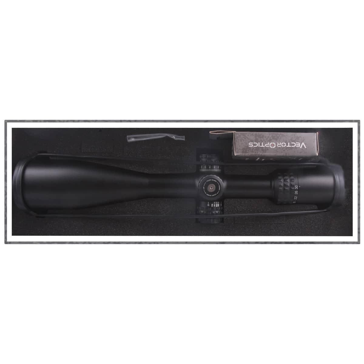 Aston 5-30x56SFP Riflescope