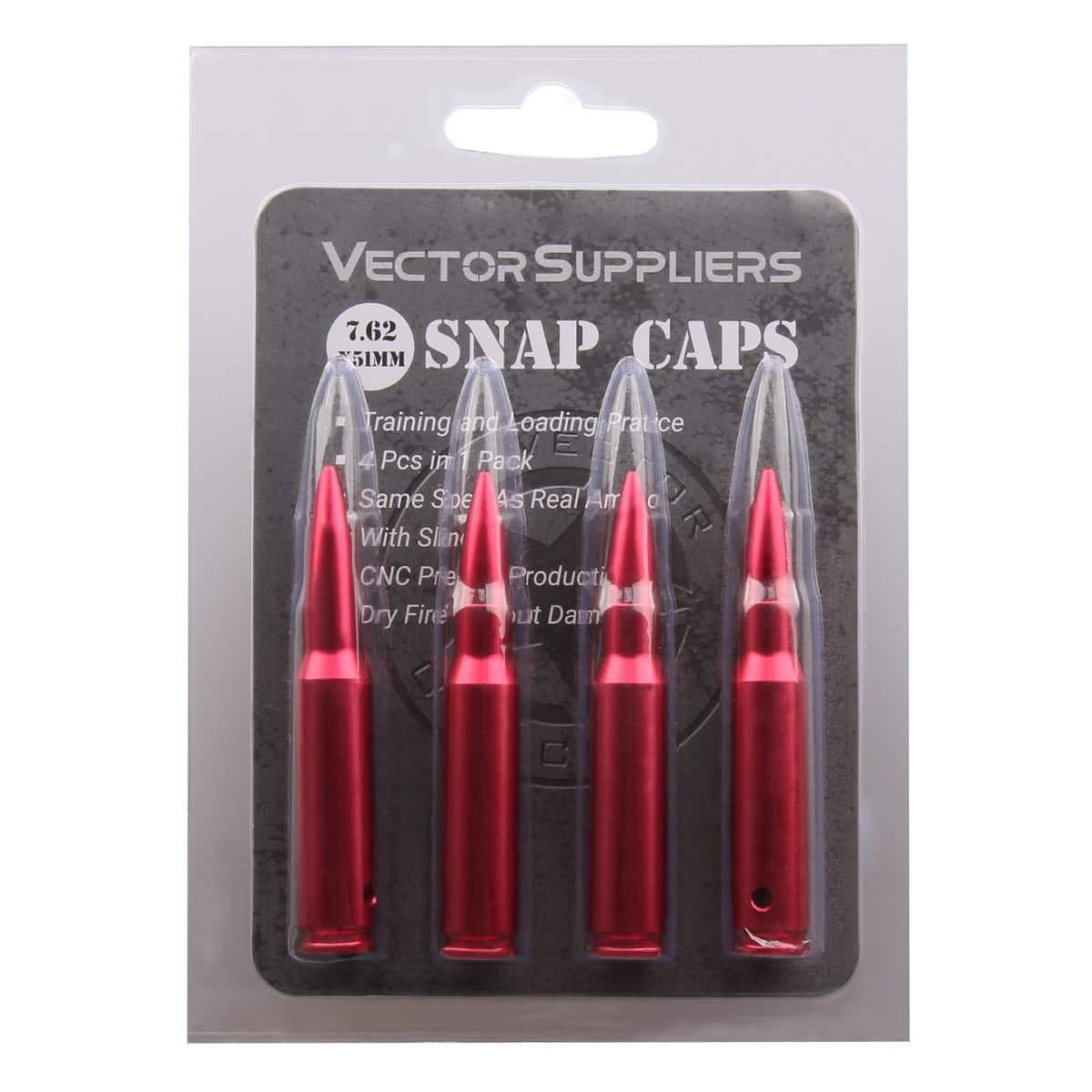 7.62x51mm Snap Caps