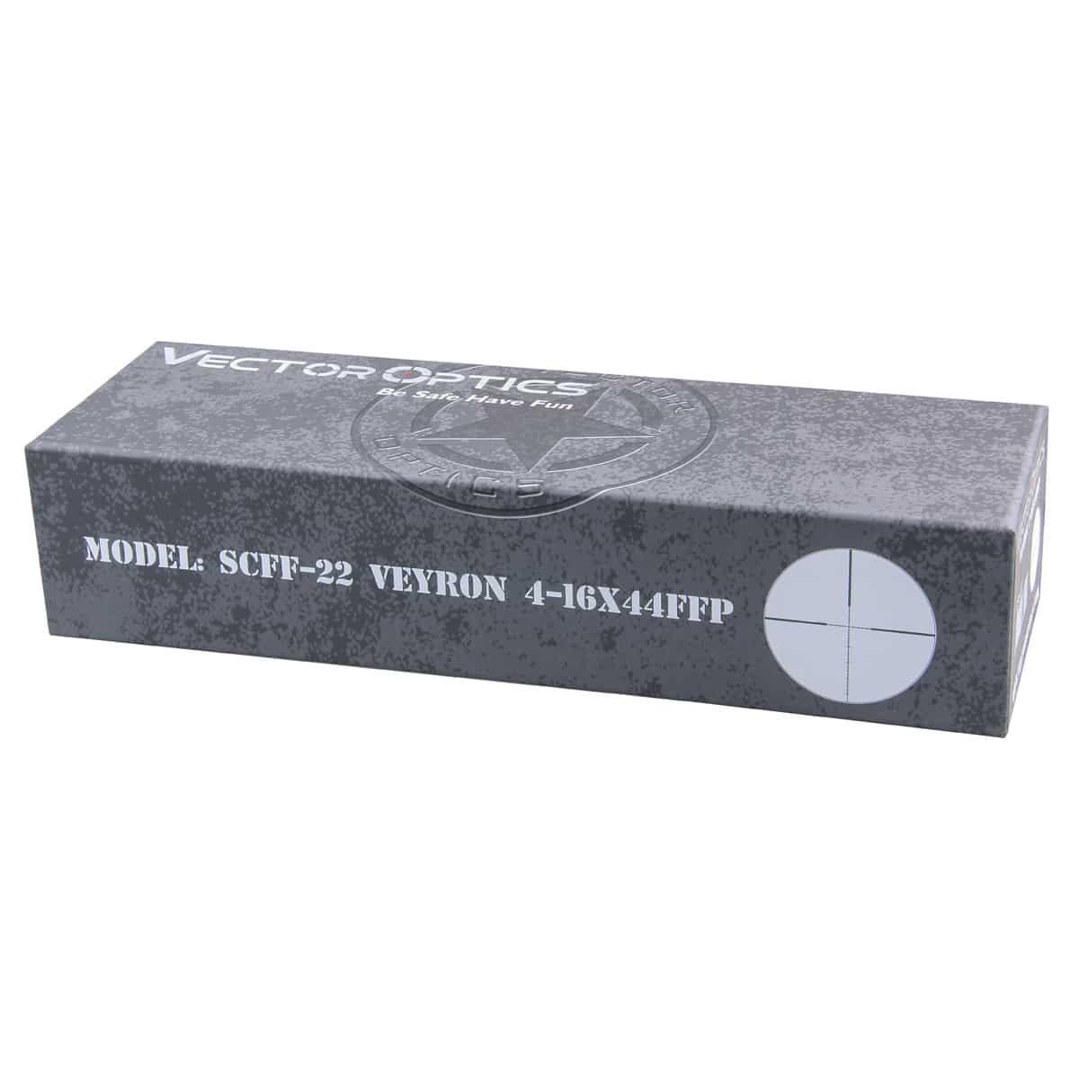 Veyron 4-16x44FFP Riflescope