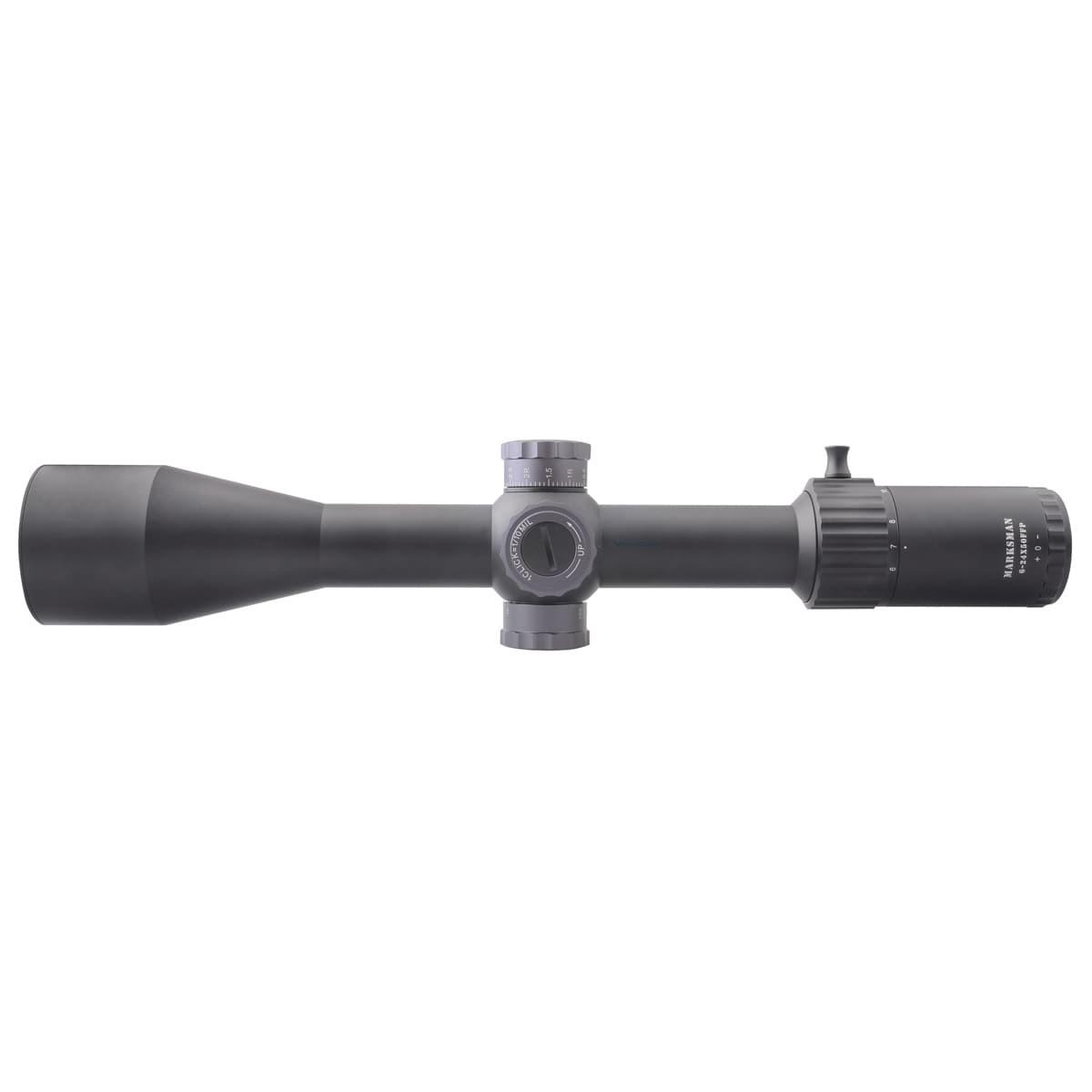 Marksman 6-24x50FFP Riflescope