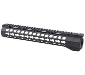 Slim KeyMod Free Float 12'' Handguard Rail