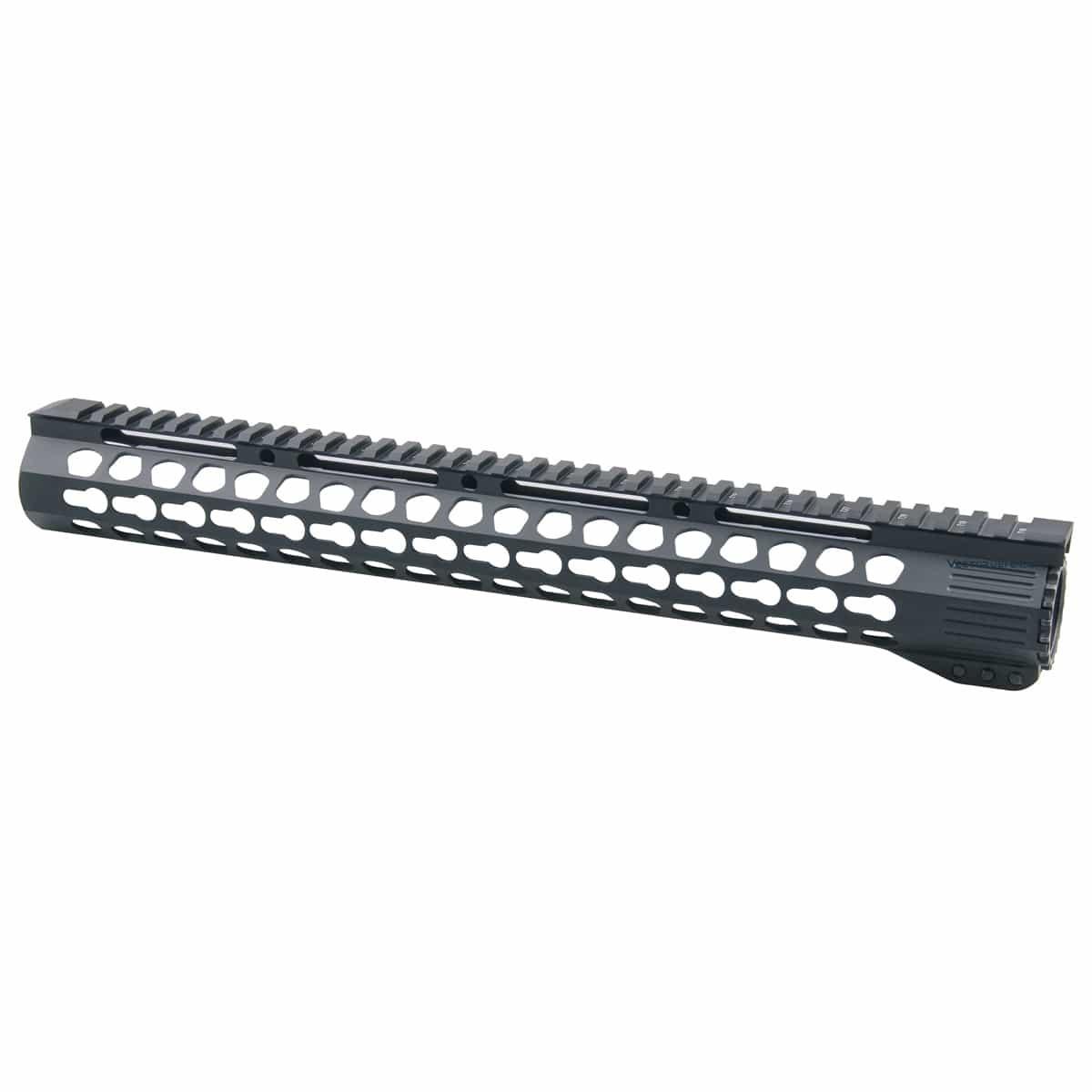 Slim KeyMod Free Float 15'' Handguard Rail