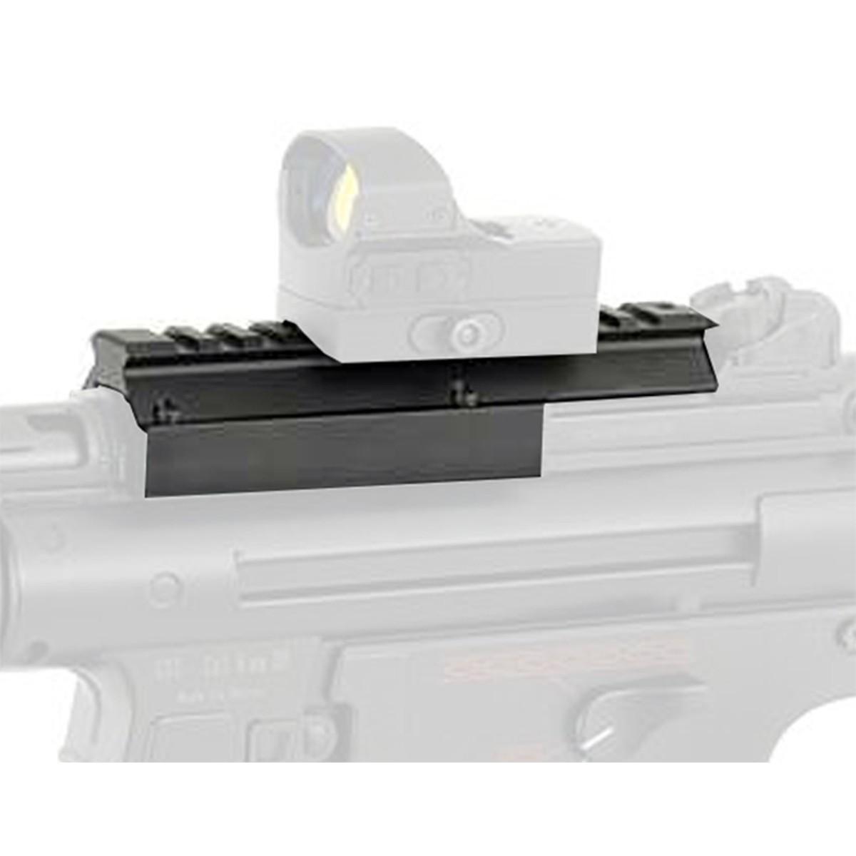 MP5 / G3 Low Profile Picatinny Mount Base