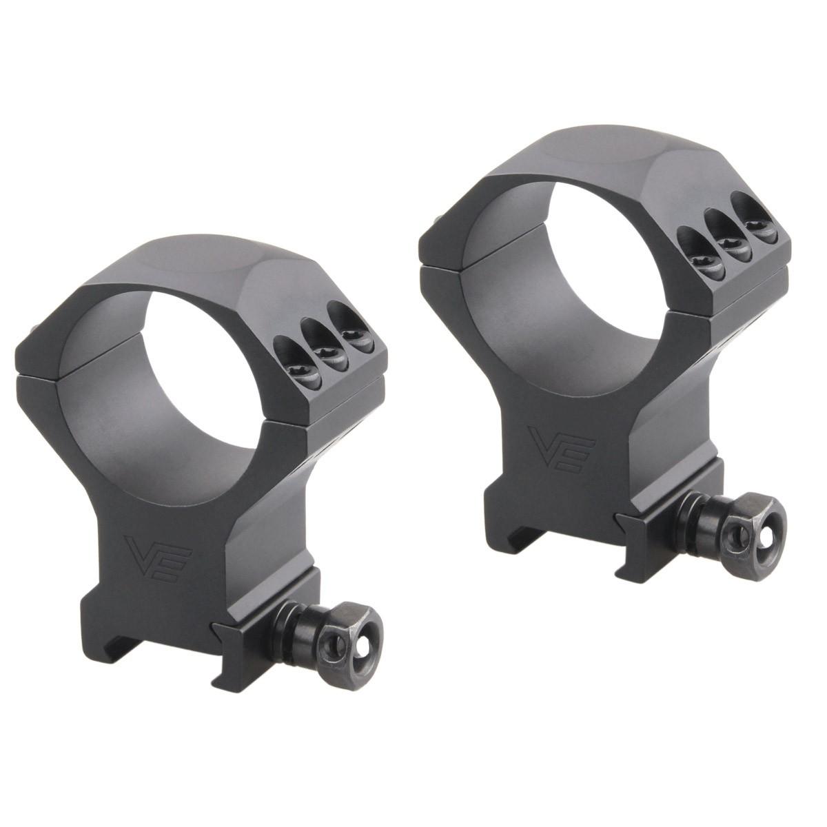 34mm X-ACCU Scope Ring High