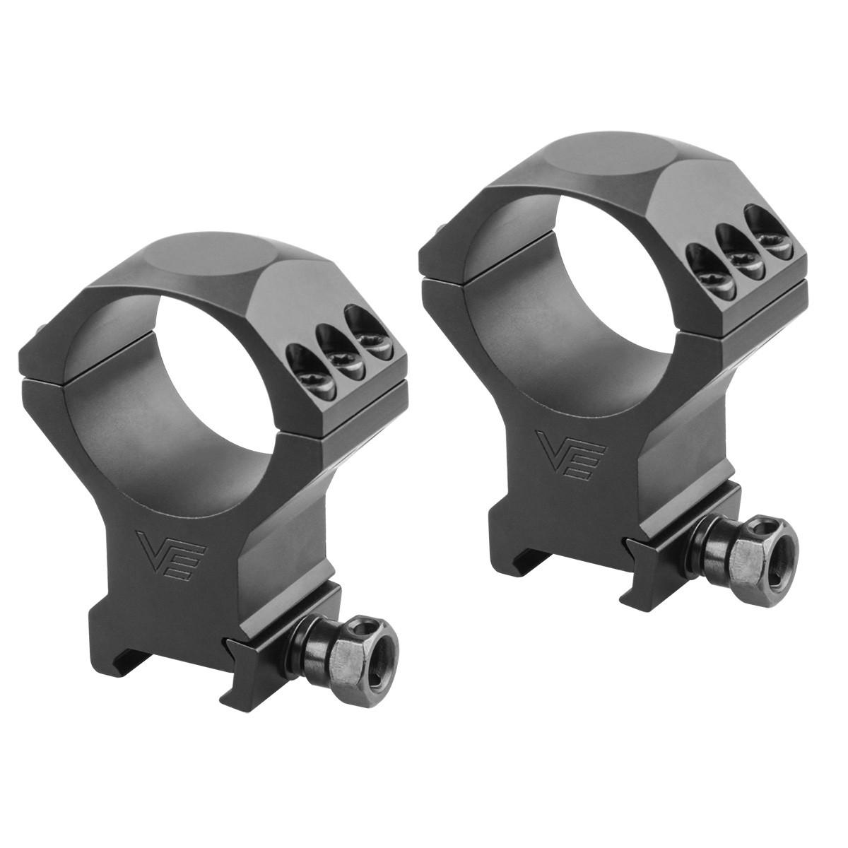 34mm Continental 5-30x56FFP Riflescope