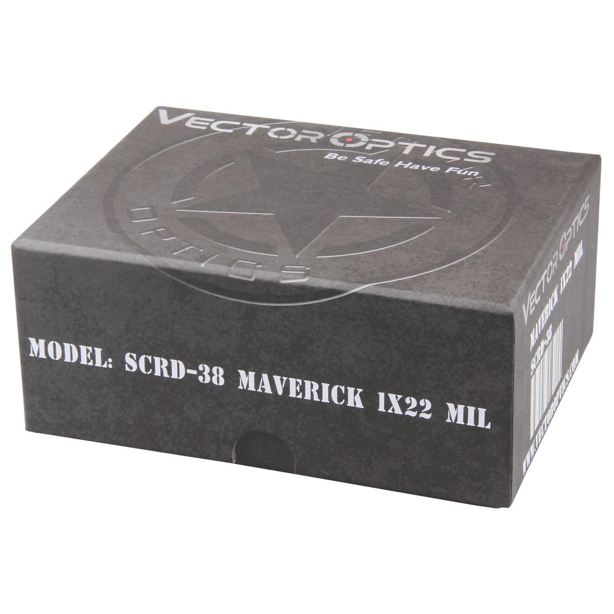 Maverick 1x22 Rubber Cover