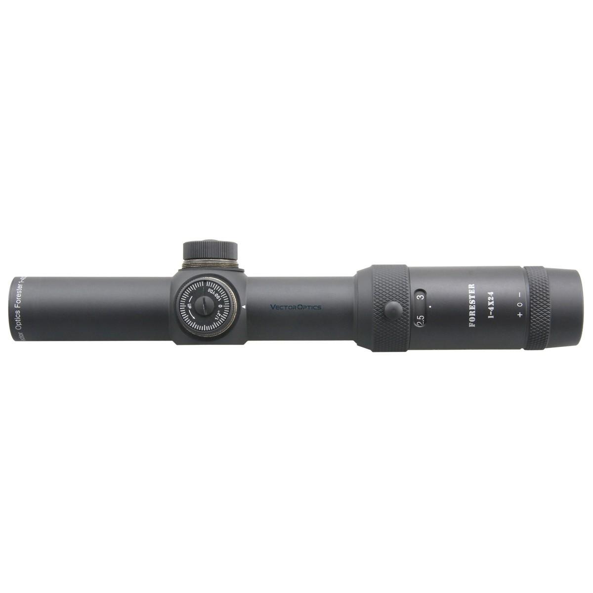 Forester 1-4x24SFP Riflescope