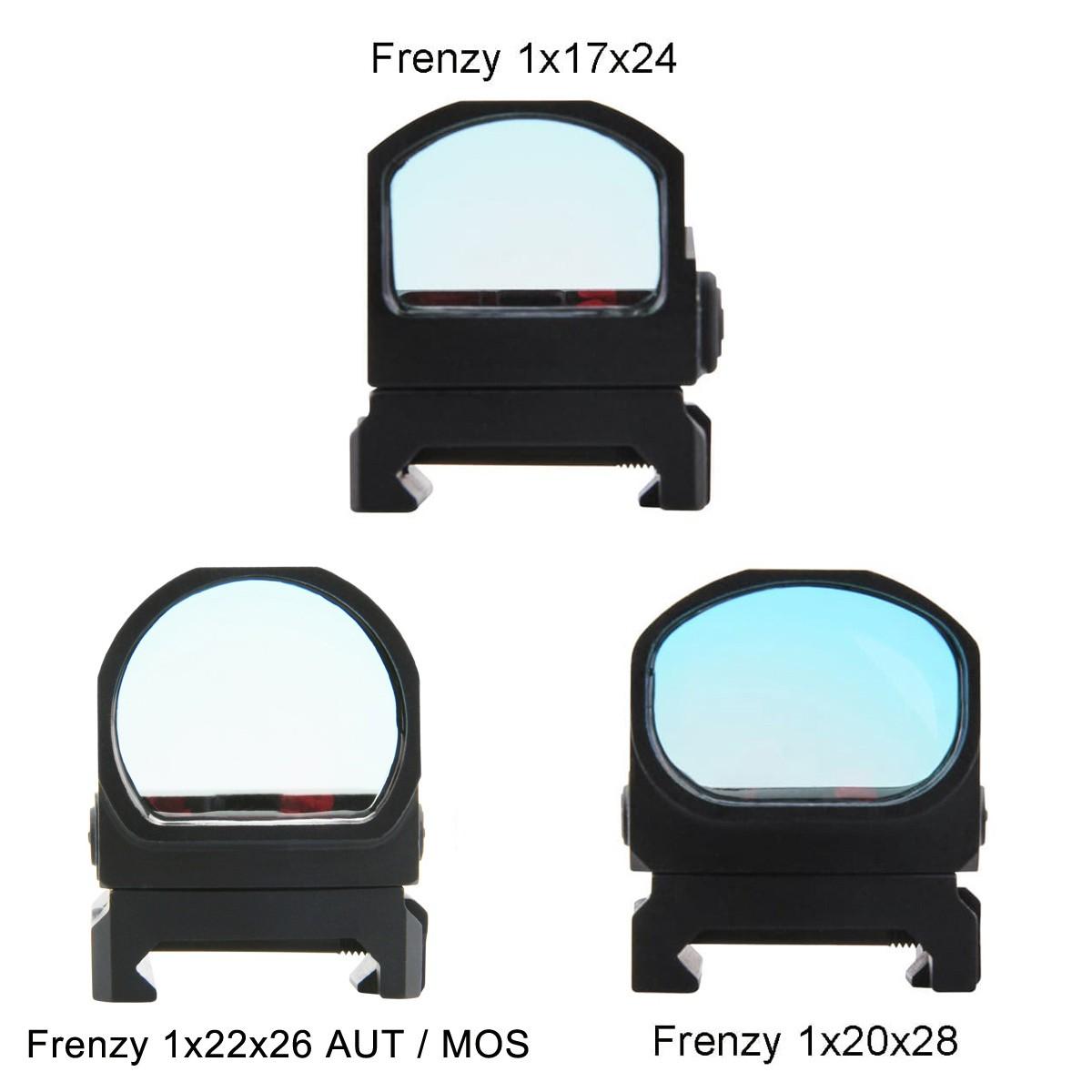 Frenzy 1x22x26 MOS Red Dot Sight
