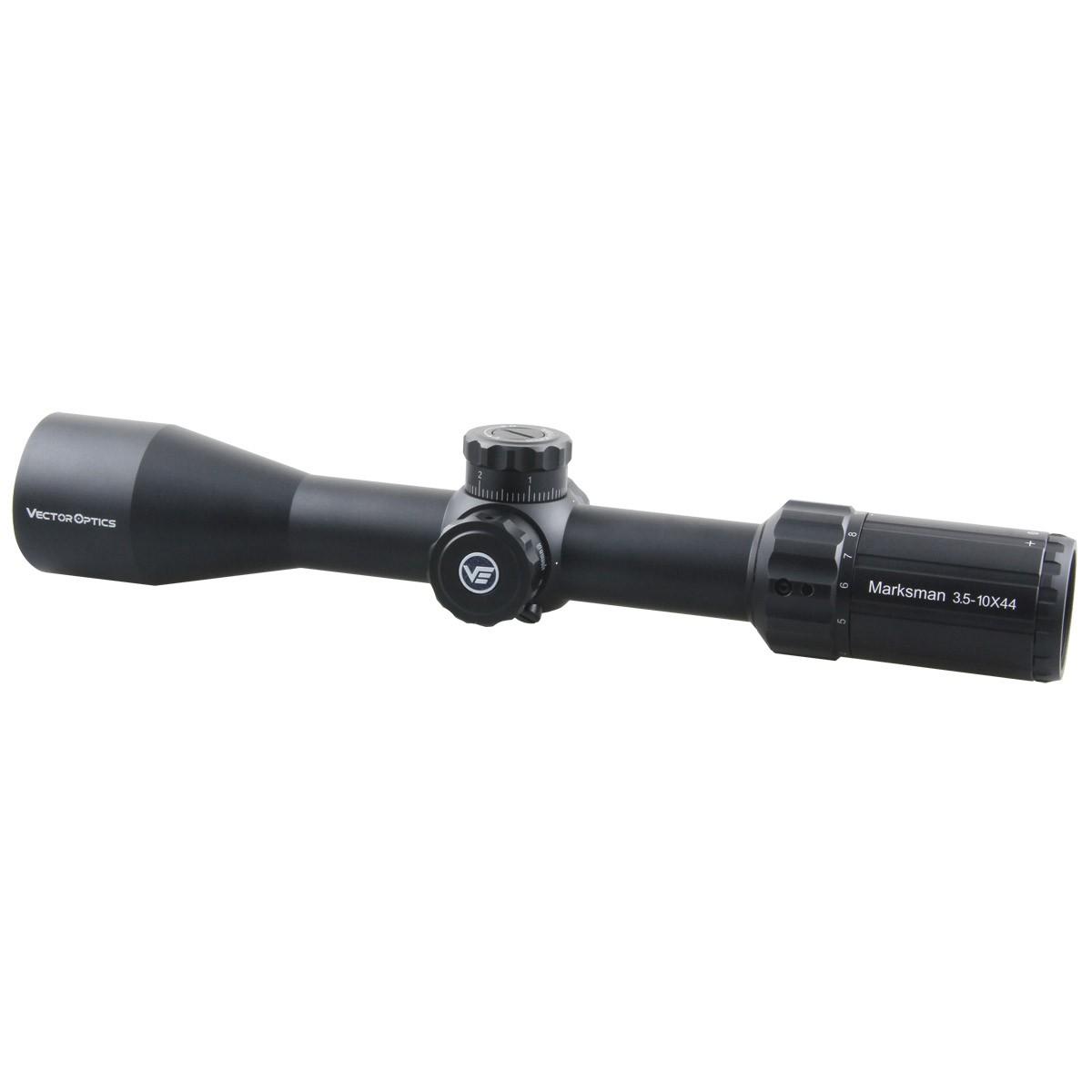 Marksman 3.5-10x44SFP Riflescope