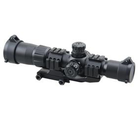 Mustang 1-4x30SFP Riflescope