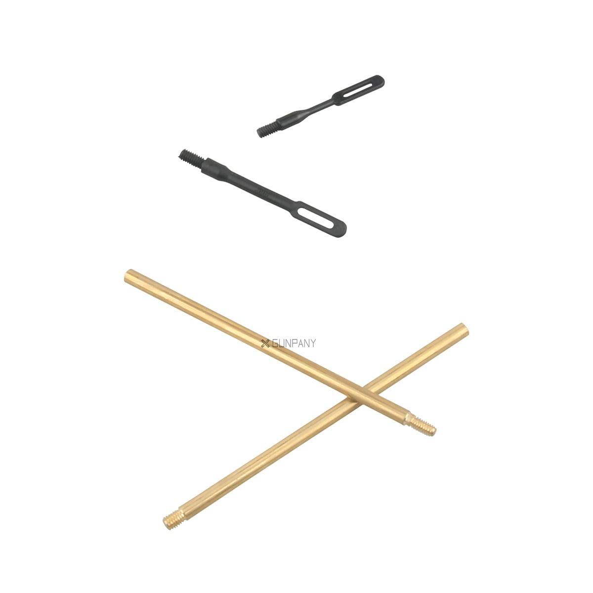 19 Pcs Gunsmithing Cleaning Kit