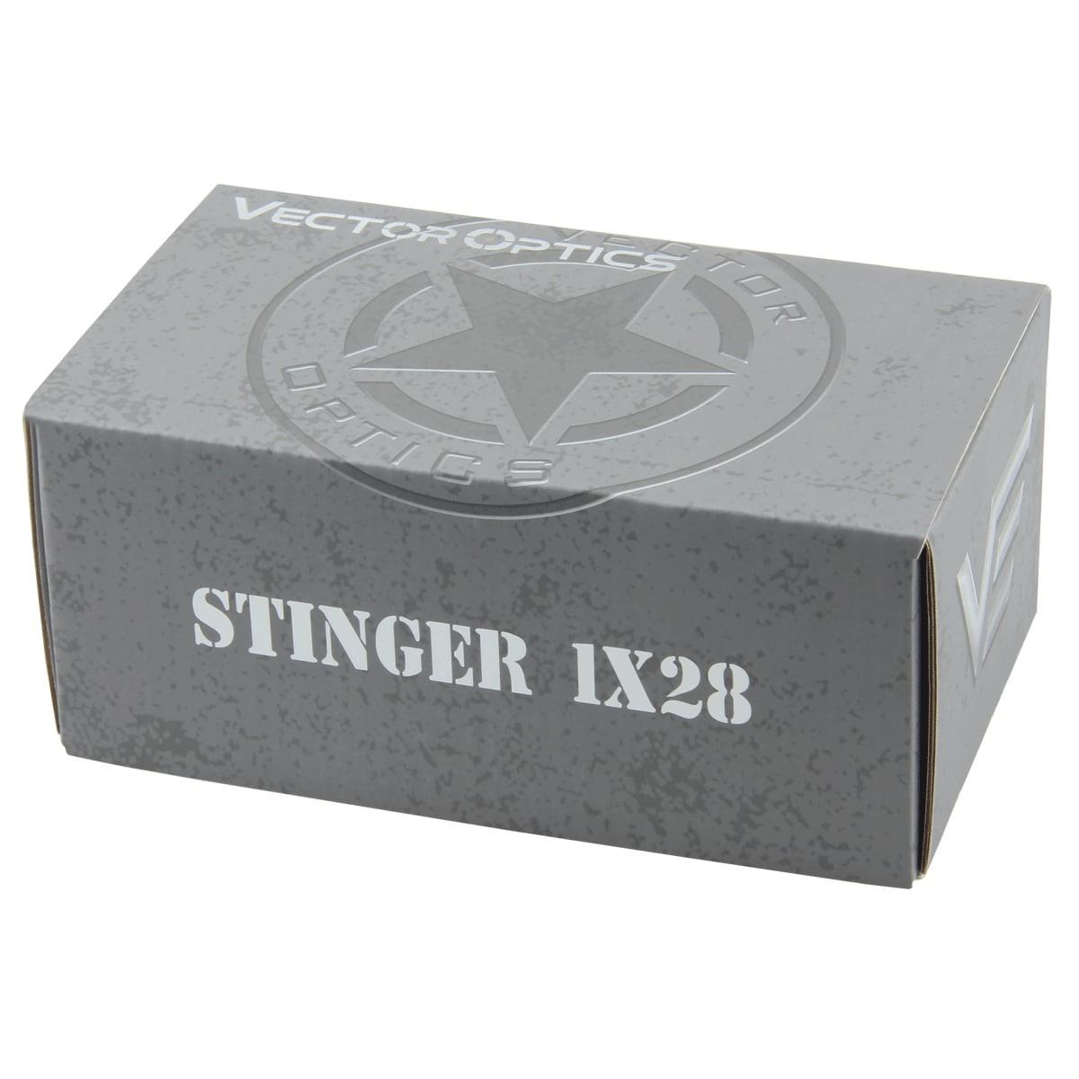 Stinger 1x28 Red Dot Sight