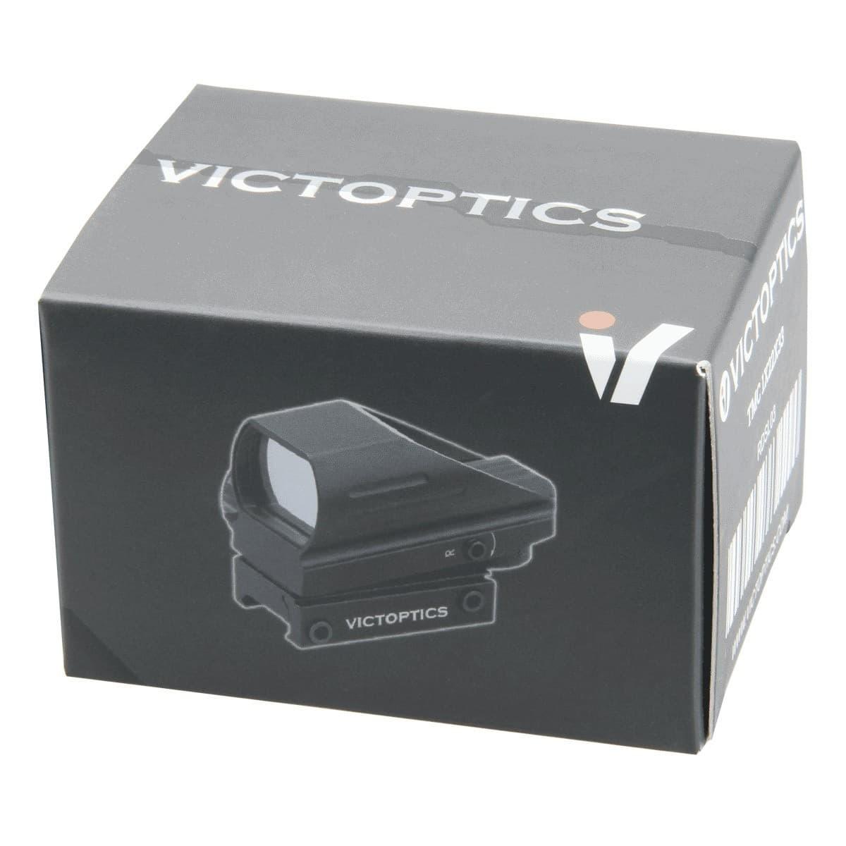 VictOptics 1x22x33 Red Dot Sight
