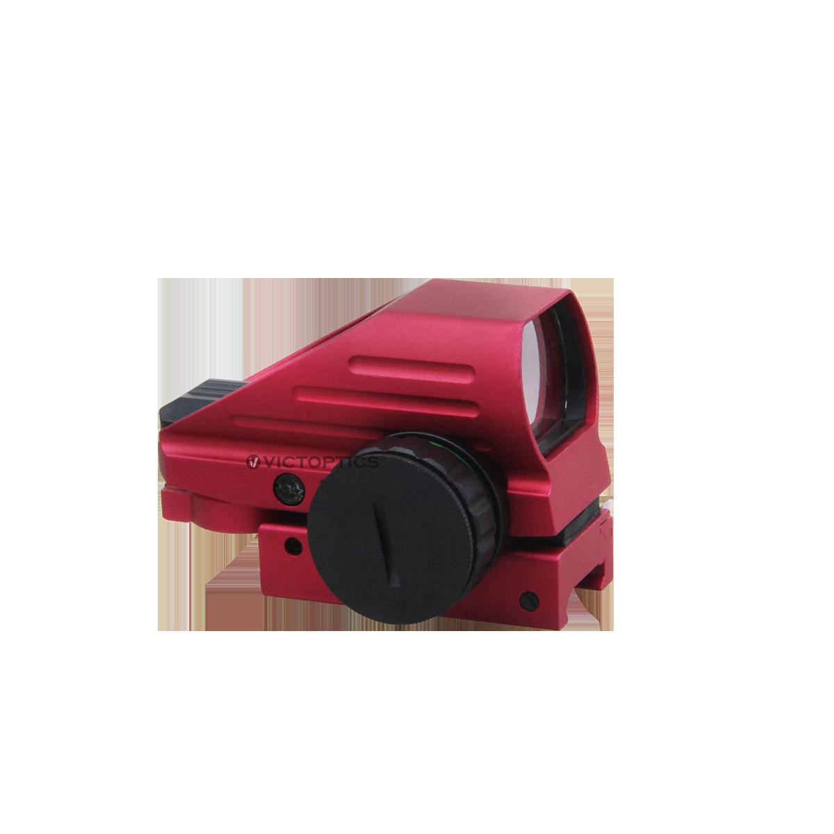 VictOptics Z3 1x22x33 Red Dot Sight Red Finish