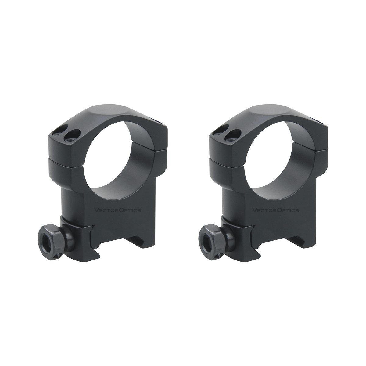 30mm High Profile Mark Scope Weaver Rings