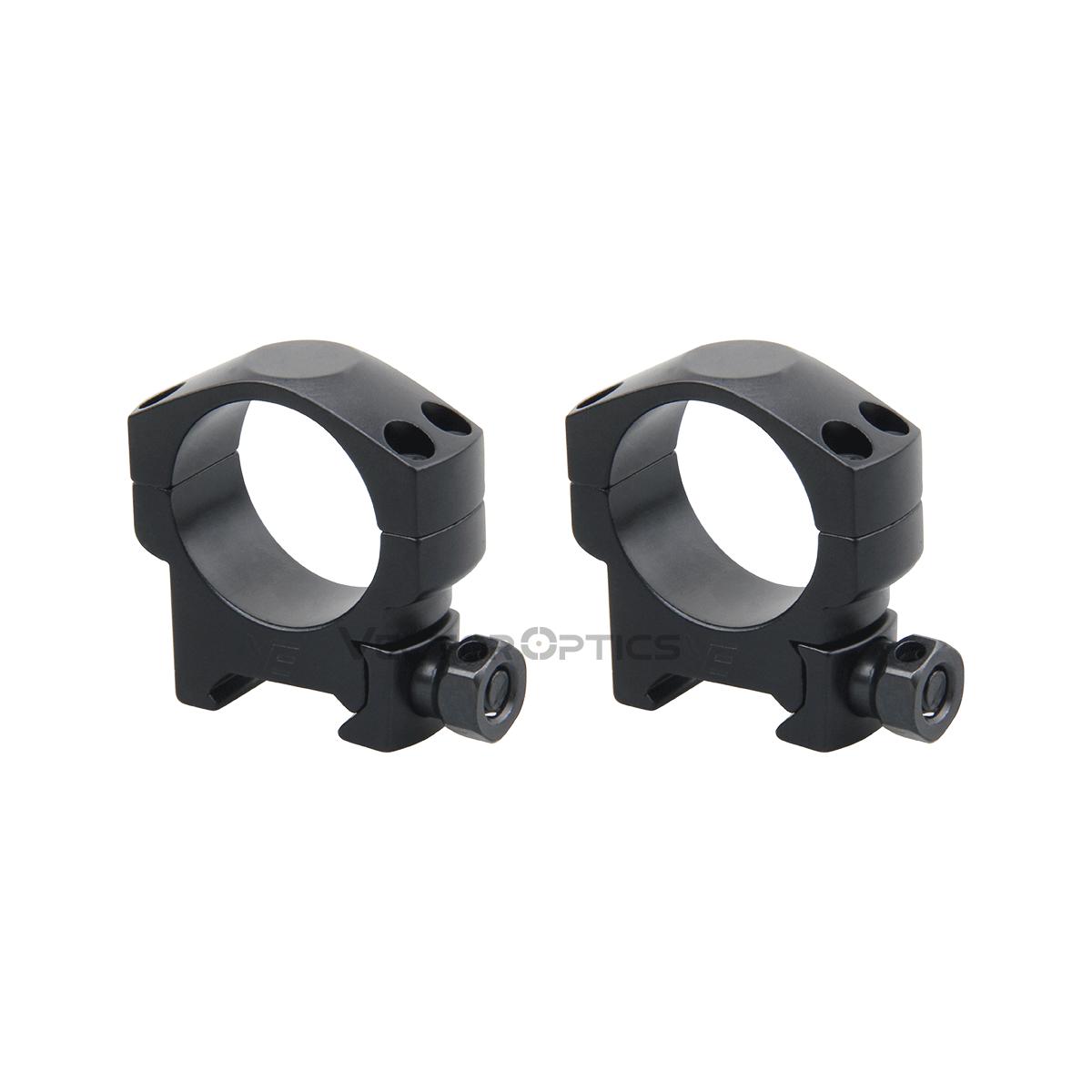 30mm Low Profile Mark Scope Weaver Rings